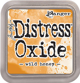 Distress Oxide Stempelkissen-wild honey