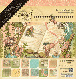 Graphic 45 Deluxe Collector's Edition-Once Upon A Springtime
