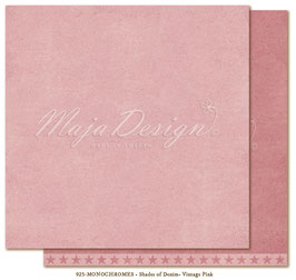 Maja Design-Shades of Denim/Vintage Pink