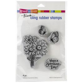Stampendous! Stempel-Sunshine Daisy