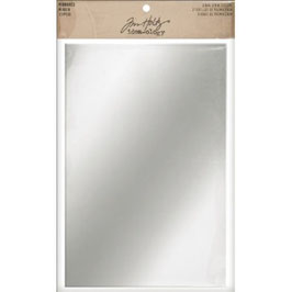 Idea ology by Tim Holtz-Mirrored Sheets
