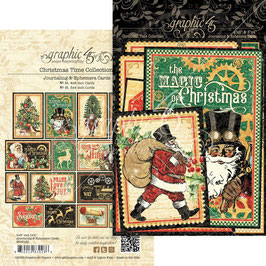 Graphic 45-Ephemera Christmas Time