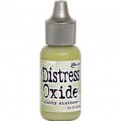 Distress Oxide Nachfüller-shabby shutters