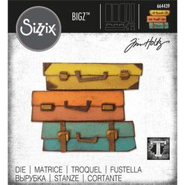 Sizzix by Tim Holtz Bigz-Stanzform/Baggage Claim
