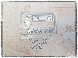 Stanzform-Musikkassette 2101