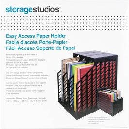 Storage Studios-Easy Access Paper Holder/für 12x12 Zoll Papiere
