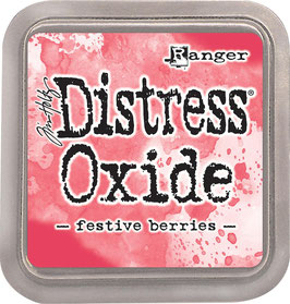 Distress Oxide Stempelkissen-festive berries