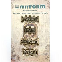 Mitform-Metall Charms/Frame 7