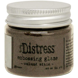 Ranger by Tim Holtz-Distress Embossing Glaze/walnut stain