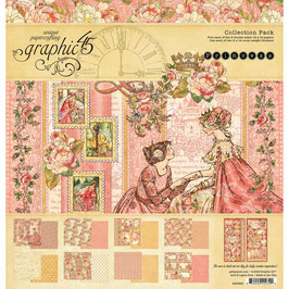 Scrapbooking-Graphic 45/Princess (1) 12x12""
