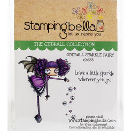 Stamping Bella-Cling Stamp/Oddball Sparkle Fairy