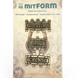 Mitform-Metall Charms/Frame 5