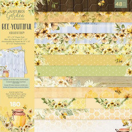"""Crafter's Companion Paper Pad-Bee-Youtiful Collection 12x12"""""""