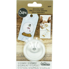 Sizzix by Tim Holtz/Dimensional Domes 1.25""