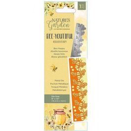 Crafter's Companion Stanzform-Bee-Youtiful Collection/Bee Happy
