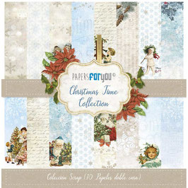 Papers for you-Christmas Time 12x12""