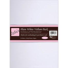 Anita's Vellum-Pergament Papier A4 - 150g/m²