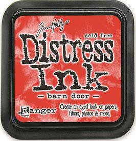 Distress Ink-barn door