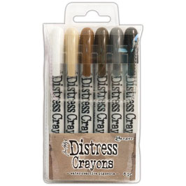 Tim Holtz-Distress Crayons #3