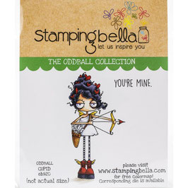 Stamping Bella-Cling Stamp/Oddball Cupid