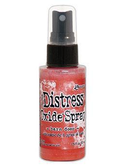 Distress Oxide Spray-barn door
