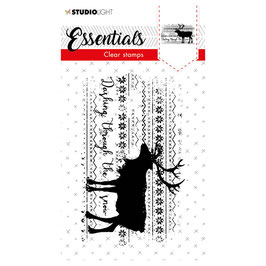 Studio Light Clear Stamps A7 Essentials-/Nr.467