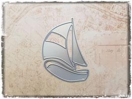Stanzform-Segelschiff 1133