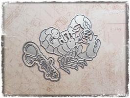 Stanzform-Skorpion 2085