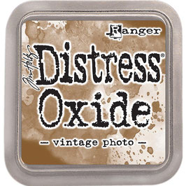 Distress Oxide Stempelkissen-vintage photo