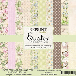 """Reprint-Easter Collection 8x8"""""""