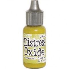 Distress Oxide Nachfüller-crushed olive