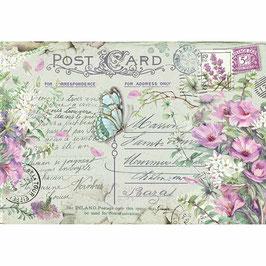 Stamperia Reispapier 33x48-DFS417