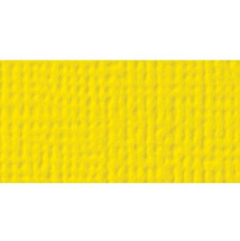 American Craft's Cardstock 37-71039 Lemon