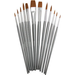 Nuvo-Paint Brushes/Pinsel