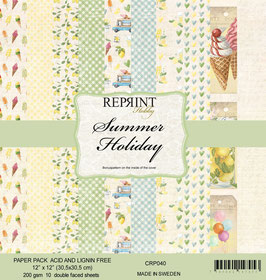 """Reprint-Summer Holiday Collection 12x12"""""""