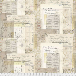 Free Spirit-Memoranda III-by Tim Holtz/Cabinet Makers