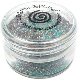Creative Expressions-Cosmic Shimmer Embossing Powder/Funky Cold Patina