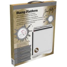 Tim Holtz-Stamp Platform