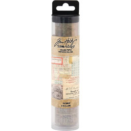 Idea ology by Tim Holtz-Collage Paper/Document