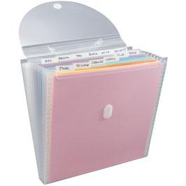 Storage Studios-Cropper Hopper Expandable Paper Organizer