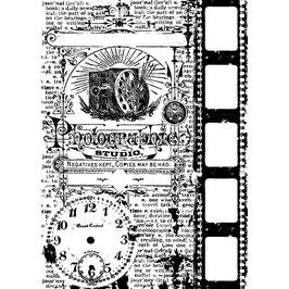 Stampers Anonymous by Tim Holtz-Stempel/Photo