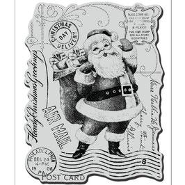 Stampendous! Stempel-Santa Post