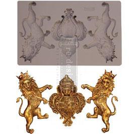 Re Design with Prima Marketing-Silikonform/Royal Emblem