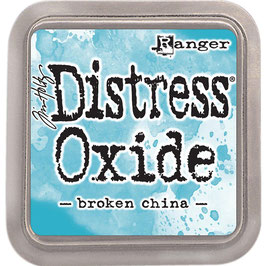 Distress Oxide Stempelkissen-broken china