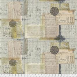 Free Spirit-Memoranda III-by Tim Holtz/Arithmetic