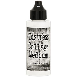 Distress-Collage Medium Matte/Flasche 59ml