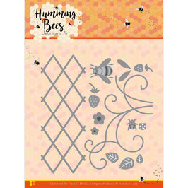 Find It Trading Stanzform-Humming Bees/Strawberry Trellis