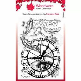Woodware-Stempel/Through time