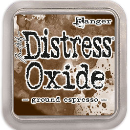 Distress Oxide Stempelkissen-ground espresso
