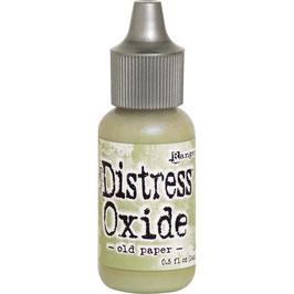 Distress Oxide Nachfüller-old paper